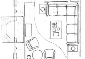 One Living Room Layout – Seven Different Ways! | Laurel Home – living room floor plan