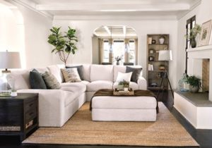 Ottoman Buying Guide | Living Spaces – living room ottoman