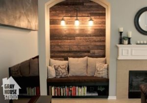 Reading nook, Home, Home remodeling – living room nook ideas
