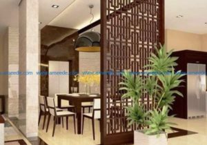 Simple living room partition file cdr and dxf free vector download ..