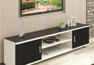 Simple Wooden Entertainment Living Room TV Cabinet – China TV ..