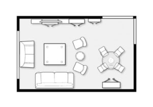 Small Living Room Ideas – living room floor plan