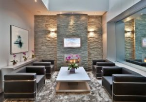 Stone Wall In Your Living Room- 14 Brilliant Ideas – living room wall design