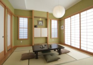 Traditional Japanese – Asian – Living Room – Los Angeles – by ..