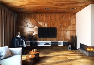Wall Texture Designs For The Living Room: Ideas & Inspiration – living room wall design